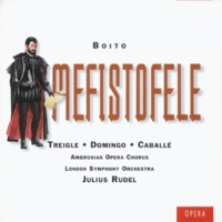 "Placido Domingo/Montserrat Caballé/London Symphony Orchestra/Julius Rudel Mefistofele, Act 2 Scene 1: ""Dimmi se credi, Enrico"" (Margherita, Faust)"