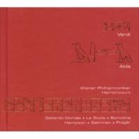 """Nikolaus Harnoncourt and Wiener Philharmoniker Verdi : Aïda : Act 3 """"Qui Radamès verrà! Che vorrà dirmi?"""" [Aïda]"""