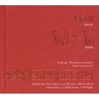 "Nikolaus Harnoncourt and Wiener Philharmoniker Verdi : Aïda : Act 3 ""Radamès sa che qui attendi"" [Amonasro]"