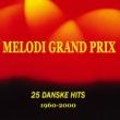 Various Artists 25 Danske Melodi Grand Prix Hits 1960-2000