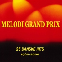 Various Artists 25 Danske Melodi Grand Prix Hits 1960-2000