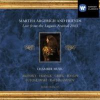Gautier Capuçon/Gabriela Montero Cello Sonata in A Minor, Op.36: Andante molto tranquillo