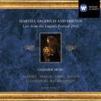 Martha Argerich/Renaud Capuçon/Gautier Capuçon Piano Trio in G Major, Hob.XV:25: Poco adagio, cantabile
