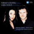 Sarah Chang Violin Sonata No. 1 in D Minor, Op. 75: I. Allegro agitato