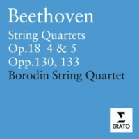 Borodin Quartet String Quartet No. 5 in A major Op. 18 No. 5: II. Menuetto & Trio