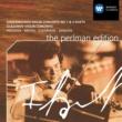 Itzhak Perlman/Israel Philharmonic Orchestra/Zubin Mehta/Pinchas Zukerman Shostakovich / Glazunov: Violin Concertos