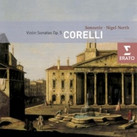 Trio Sonnerie Sonata a violono e violone e cimbalo, Op. 5, Sonata No.9 in A: III.Adagio
