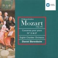 Daniel Barenboim/English Chamber Orchestra Mozart:Piano Concertos Nos. 21 & 27
