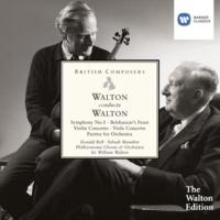 Donald Bell/Philharmonia Chorus/Philharmonia Orchestra/Sir William Walton/Wilhelm Pitz Belshazzar's Feast (1994 Remastered Version): Thus spake Isaiah