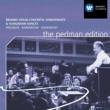 Itzhak Perlman/Berliner Philharmoniker/Daniel Barenboim/Vladimir Ashkenazy Brahms: Violin Concerto, Sonatensatz & Hungarian Dances