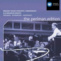 Itzhak Perlman/Vladimir Ashkenazy 21 Hungarian Dances, WoO 1: No. 1 in G Minor (Arr. for Violin and Piano by Joseph Joachim)
