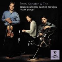 Renaud Capuçon/Gautier Capuçon/Frank Braley Piano Trio: I. Modéré