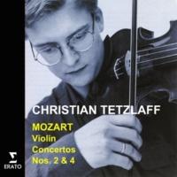 Christian Tetzlaff Violin Concerto No. 4 in D major K218: I. Allegro