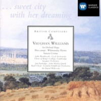 John Westbrook/King's College Choir, Cambridge/Jacques Orchestra/Sir David Willcocks An Oxford Elegy: That sweet city