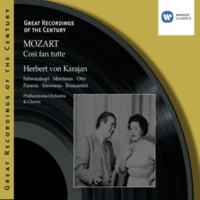 "Elisabeth Schwarzkopf/Nan Merriman/Philharmonia Orchestra/Herbert von Karajan Così fan tutte, K. 588, Act 1 Scene 2: No. 4, Duetto, ""Ah guarda, sorella"" (Fiordiligi, Dorabella)"