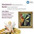 John Ogdon Shostakovich & Bartok:Piano Concertos/Sonata for 2 pianos & percussion