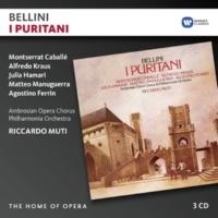 Riccardo Muti/Matteo Manuguerra/Dennis O'Neill/Philharmonia Orchestra I Puritani (1988 Remastered Version), Act I, Scena prima: Or dove fuggo io mai? (Riccardo/Bruno)