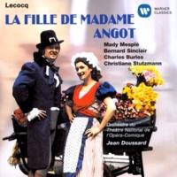 Jean Doussard - Orchestre Du Théatre National De L'Opéra Comique La Fille De Madame Angot - Acte 3 : Ballet - Gavotte