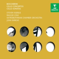 Steven Isserlis/Maggie Cole Boccherini: Cello Concertos