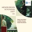 Geoffrey Parsons/Dame Janet Baker/Daniel Barenboim Mendelssohn, Schumann & Liszt Lieder