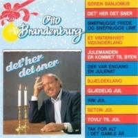 Otto Brandenburg Snefnugge Frede Og Snefnugge Line