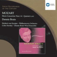 Dennis Brain/Philharmonia Orchestra/Herbert von Karajan Concerto for Horn and Orchestra No. 3 in E flat major, KV447 (1997 Remastered Version): Second movement: Romance (Larghetto)