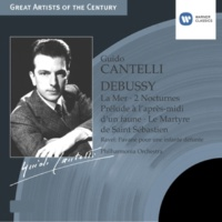 Philharmonia Orchestra/Guido Cantelli La Mer (2004 Remastered Version): Dialogue du vent et de la mer