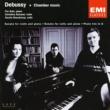 Per Salo, Christina Åstrand & Henrik Brendstrup Debussy: Chamber Music