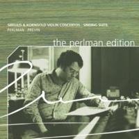 Itzhak Perlman/Pittsburgh Symphony Orchestra/André Previn Violin Concerto in D major Op.35: I. Moderato nobile