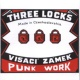 Visaci Zamek Three Locks