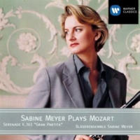 "Bläserensemble Sabine Meyer Serenade No. 10 in B-Flat Major, K. 361/370a, ""Gran Partita"": VI. Tema con variazioni, (e) Variation IV -"