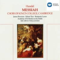 King's College Choir, Cambridge/Academy of St. Martin-in-the-Fields/Sir David Willcocks Messiah, HWV 56 (1992 Remastered Version), Part 2: Behold, and see (tenor arioso: Largo e piano)