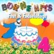 Various Artists Børnehits 4 - Fest & Fødselsdage
