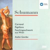 Andrei Gavrilov Carnaval Op. 9: Chiarina