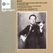 Jascha Heifetz/Arpád Sándor Heifetz plays Bach