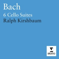 Ralph Kirshbaum Suites for Cello, Suite No. 4 in E flat major BWV 1010: Courante
