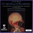 Philippe Herreweghe C.P.E. Bach: Die Auferstehung und Himmelfahrt Jesu Wq 240