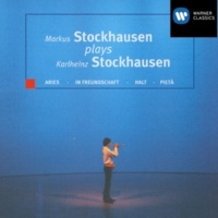 Markus Stockhausen In Freundschaft, for E-Flat Quartventil-Trumpet