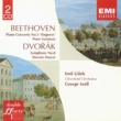 Emil Gilels/Cleveland Orchestra/George Szell Beethoven Piano Concerto No. 5. Variations. Dvorák Symphony No. 8
