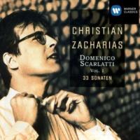 Christian Zacharias 33 Sonaten für Klavier (1991 Remastered Version): - Sonate K 380 (L 23) E-Dur: Andante Commodo
