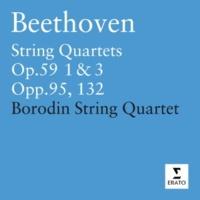 """Borodin Quartet String Quartet No. 7 in F Major, Op. 59 No. 1, """"Rasumovsky No. 1"""": IV. Thème russe (Allegro)"""