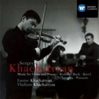 Sergey Khachatryan/Lusine Khachatryan Violin Sonata No. 3 in D Minor, Op.108: I. Allegro