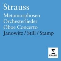 Gundula Janowitz/Ray Still/Dmitry Sitkovetsky/Pavel Gililov/Academy of London/Richard Stamp R. Strauss - Orchesterlieder/Metamorphisen/Oboe Concerto/Violin Sonata