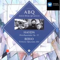 Alban Berg Quartett String Quartet in F Major, Op.77 No. 2 (Hob.III:82): III. Andante