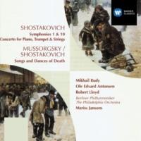 Mariss Jansons Symphony No. 1 in F Minor, Op. 10: IV. Lento - Allegro molto - Adagio - Largo - Presto