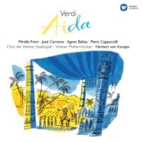 Mirella Freni/Wiener Philharmoniker/Herbert von Karajan Aida: Qu! Radames verra! (Aida)
