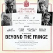 Alan Bennett, Peter Cook, Jonathan Miller And Dudley Moore Beyond the Fringe (Live at the Cambridge Art Theatre 24th April 1961)