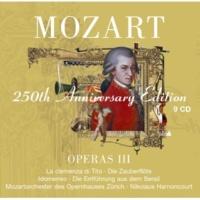 """Lucia Popp, Ann Murray, Nikolaus Harnoncourt & Zürich Opera Orchestra Mozart : La clemenza di Tito : Act 1 """"Ancora mi schernisce"""" [Vitellia, Sesto]"""