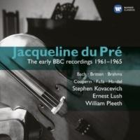 Jacqueline du Pré/Ernest Lush Sonata in G Minor (1999 Remastered Version): III. Sarabande (Largo)