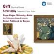 Rafael Frühbeck de Burgos Orff: Carmina Burana/Stravinsky: Fireworks & Circus Polka